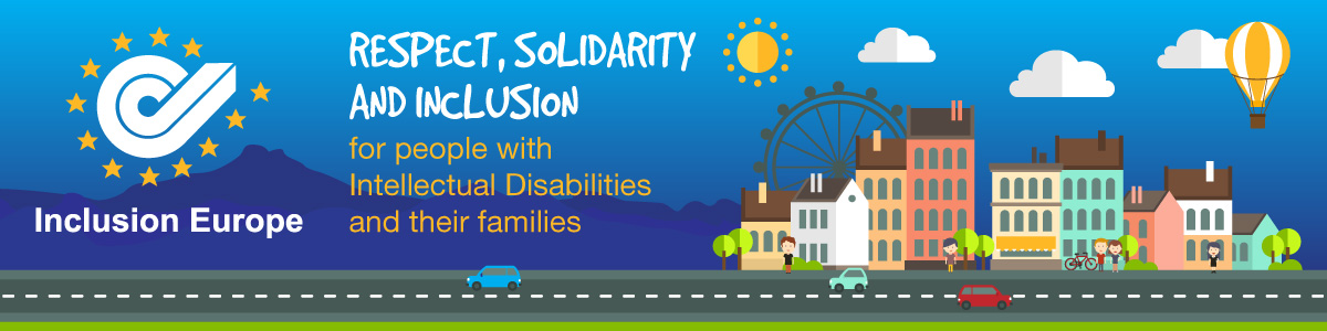 Respect, Solidarity and Inclusion for people with Intellectual Disabilities